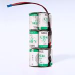 Saft Llithium custom made packs